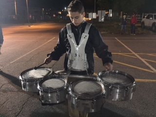 Drumming His Way Into Our Hearts