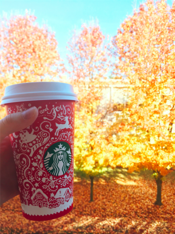 What's Up with Starbucks' Red Cup?