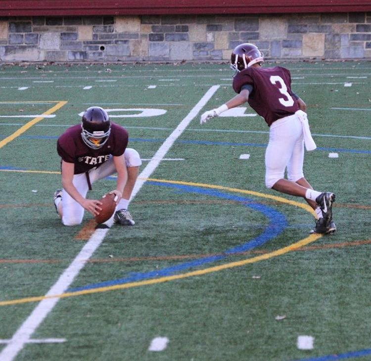Freshman Take on Sports at State High