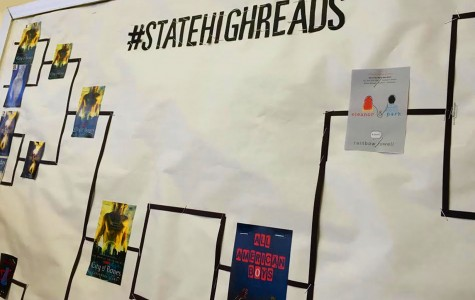 March Book Madness Sweeps State High