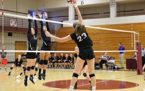 Girls' Volleyball Team Defeats Mifflin County in First Home Game of the Season