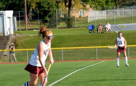 Sticks Up for State High Field Hockey