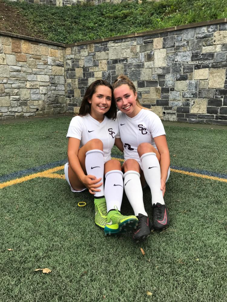 State High Soccer Sisters
