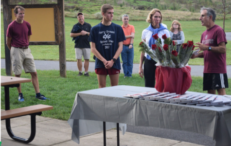 State High Boy's Cross Country Victorious on Senior Night