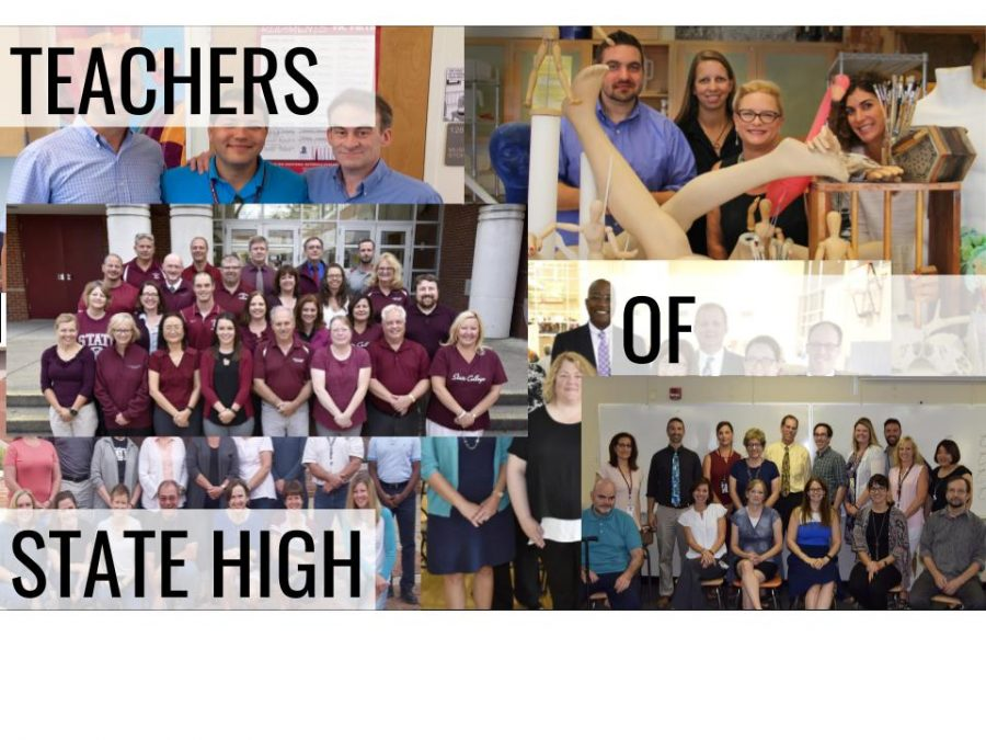 Teachers of State High