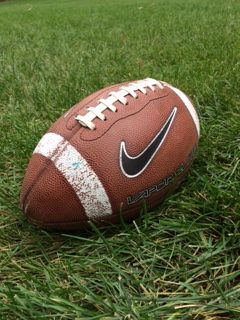 Footballs like this are used every day in the college game. What would happen when it was used in the Trinity-Millsaps game?