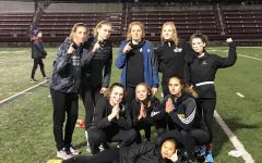 State High Girls Come Together for Powderpuff Football