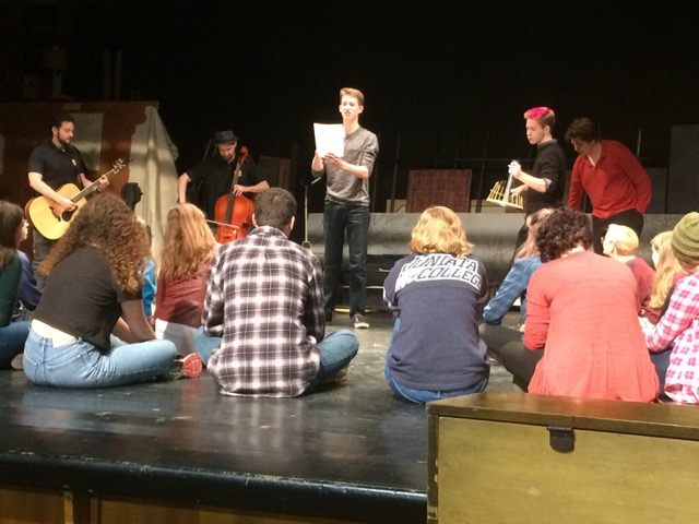 State+High+Thespians+rehearse+some+lines+from+a+Shakespeare+play+for+during+a+workshop.+%E2%80%9CThe+students+loved+it.+They+had+so+much+fun+getting+to+experience+such+an+influential+piece+of+writing%2C%E2%80%9D+said+club+director+Jill+Campbell.+%E2%80%9CThis+was+a+great+way+for+them+to+get+to+know+Shakespeare+and+his+work%2C%E2%80%9D+Campbell+added.