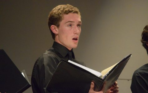 """Fall"" into Harmony: State High Choirs Perform Autumn Song Concert"