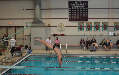 Diving Into The New Year