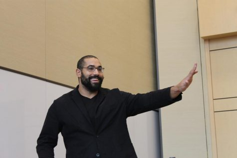 John Urschel Visits State High