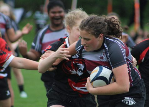 The Rugby Girl's Back to Back Victory