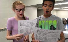 A Cappella Choirs Strike A Chord At State High
