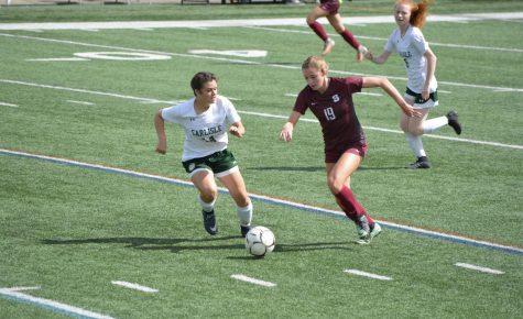 Girls' Soccer Wins it All