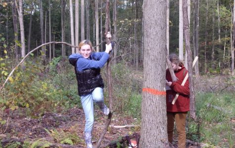 Environmental Science Goes Into the Field