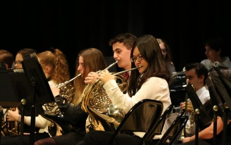 Boppin' in a Winter Wonderland: The 2018 Winter Band Concert