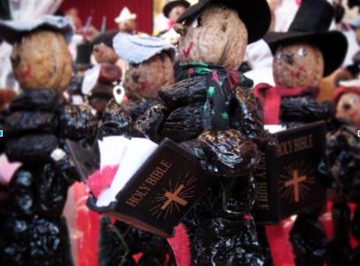 Frohe Weihnachten! A Field Trip to the Mifflinburg Christkindlmarkt