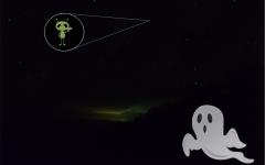Ghosts Versus Aliens