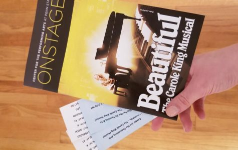 """Beautiful, The Carole King Musical"" comes to Penn State"