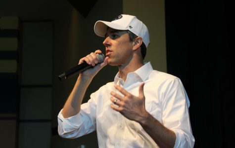 "Democratic Presidential Candidate Beto O'Rourke visits Penn State University to host a campaign rally. ""As long as these conditions persist, as long as we do these kinds of things to our fellow human beings, it is on all of us,"" O'Rourke said. Listeners were eager to hear from the candidate on his policies, which are not listed on his website."