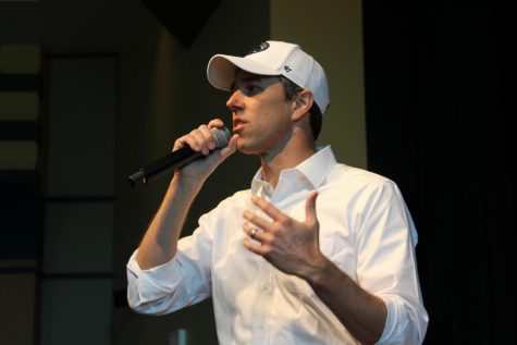 Beto O'Rourke Visits Happy Valley