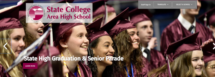 Seniors+in+their+caps+and+gowns+on+the+SCAHS+web+page.+Anders+Sonsteby%2C+a+senior+at+State+High%2C+has+chosen+Penn+State+for+many+of+these+reasons%3A+%E2%80%9CBoth+my+siblings+had+gone+to+Penn+State%2C%22+Sonsteby+said.+