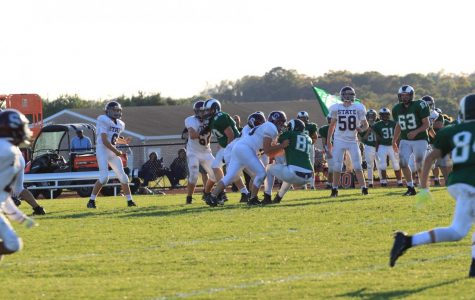 9th Grade Football: SC vs. CD