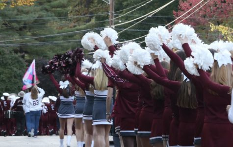 A Homecoming Parade to Remember