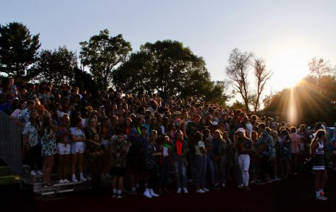 State High Reacts to Football Games Played at the South Track