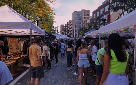 Pop Up Avenue Returns for Annual Fall Event
