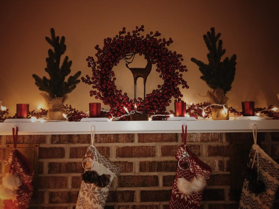 """For many people, the holidays are a time of peace. """"I like to enjoy the holidays by just chilling out at home,"""