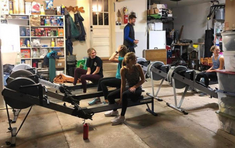 Every great thing starts in a garage: the State College Rowing Team