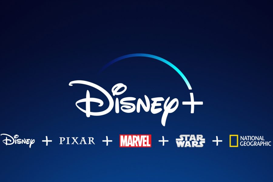 The+official+Disney+%2B+logo.+Disney+released+their+streaming+service+%E2%80%9CDisney+%2B%E2%80%9D+on+November+19%2C+2019.+The+logo+is+used+on+the+app+and+website.