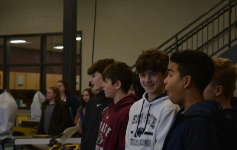 8th Grade Tours Showcase State High