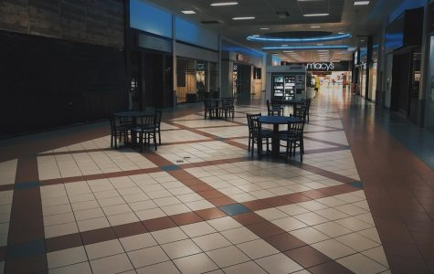 """""""It's Like a Ghost Town"""": The Future Doesn't Look Bright for the Nittany Mall"""