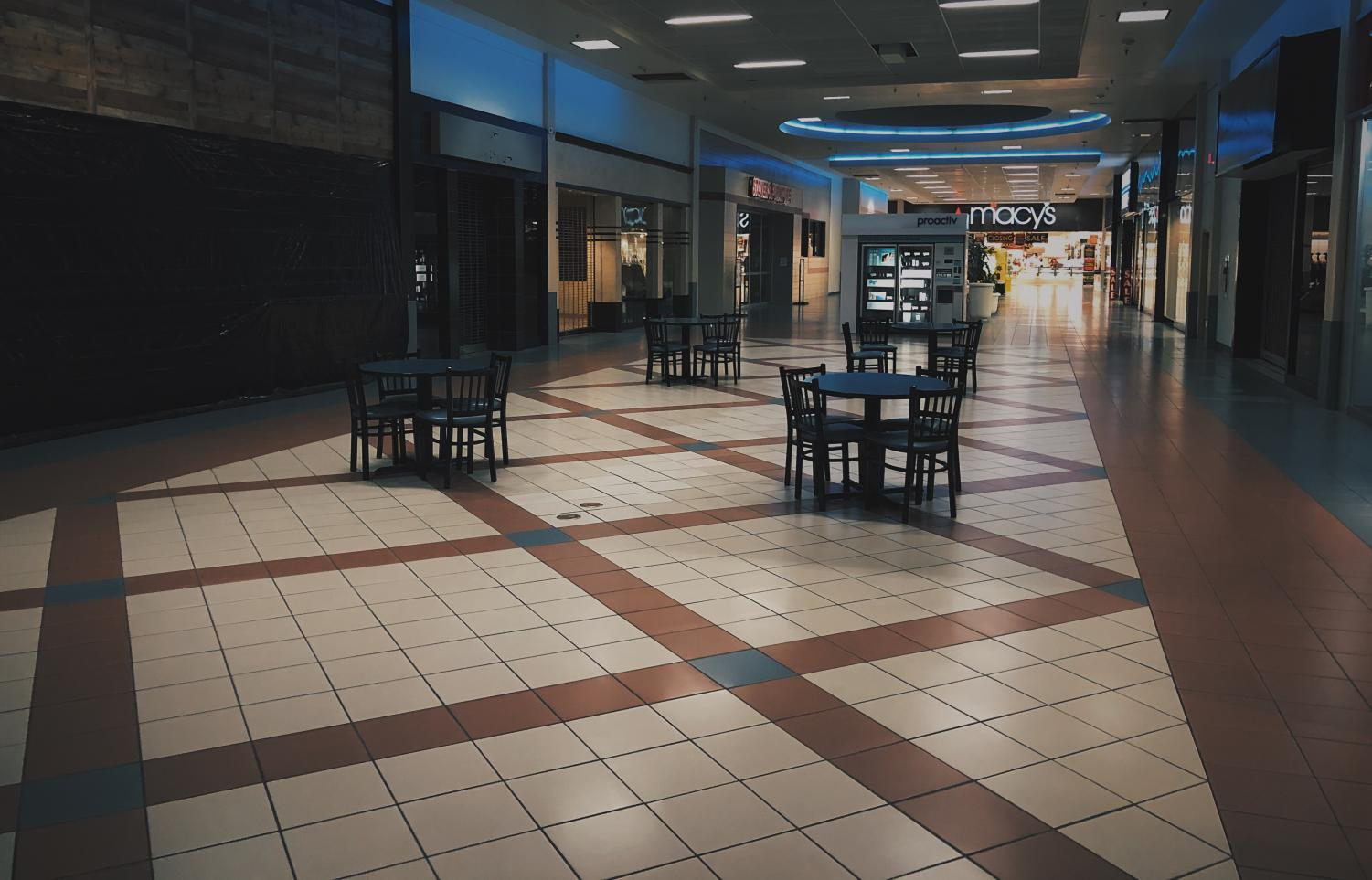 "The modern version of the Nittany Mall continues to be plagued with store closings and decreasing customers. ""There's nothing good in this mall anymore,"