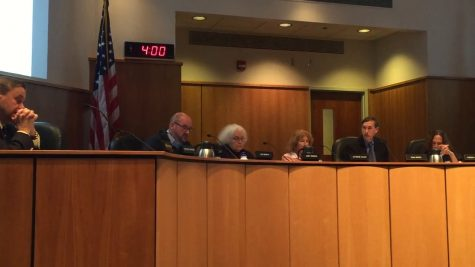 "State College Borough council members discuss the requirements for interim mayor following the announcement of former mayor Don Han's resignment.  ""I think it does [affect State High Students] because their future is invested into Penn State and their parents have jobs at Penn State,"" Wagner said."
