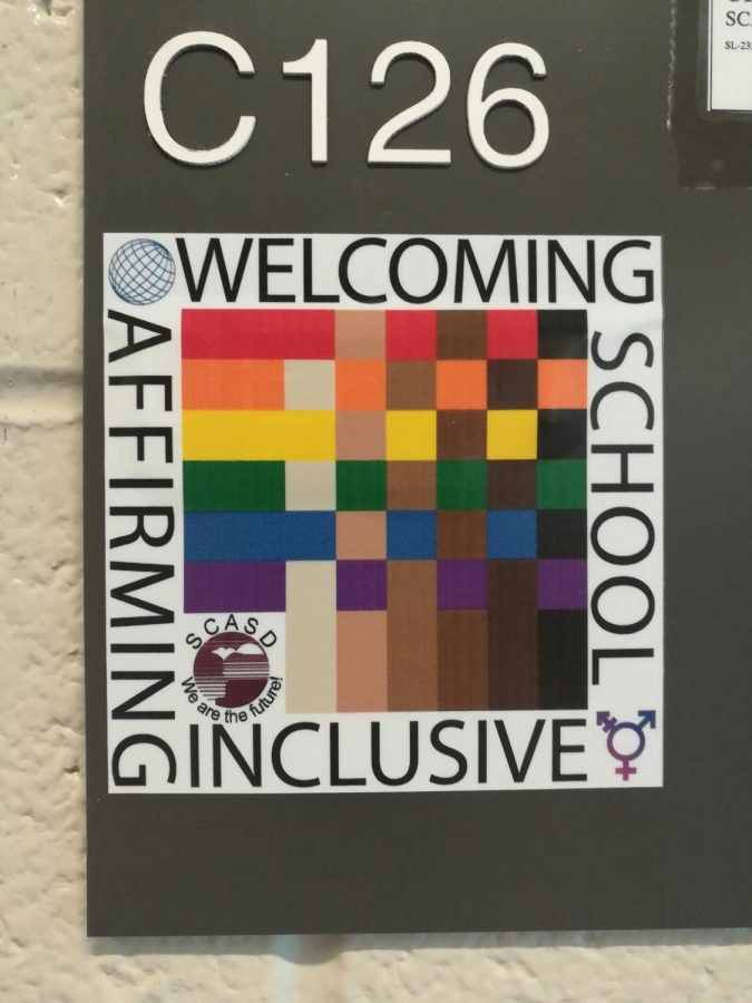Inclusive+signs+on+room+numbers+around+the+high+school+show+State+High%27s+efforts+to+combat+discrimination+of+any+form%2C+including+mental+illness+ignorance+and+discrimination.