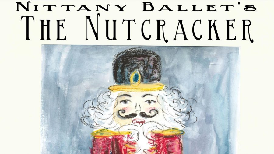"The promotional poster for Nittany Ballet's The Nutcracker that included performances by Gabby Showalter, Emily Maciejczyk, Clara Pollock, and Molly Yoder. ""I love being able to be someone else for a few moments, as it provides a release from the stresses of high school and allows me to explore my own emotions and personality. The joy I experience while dancing surpasses any other feeling, and while it can be frustrating, I always know that there will be rewarding moments in due time,"" Yoder said."