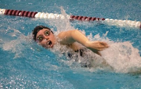State High Swimming and Diving Season Starts with A Splash