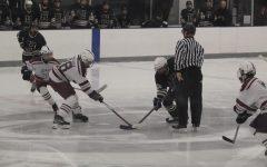 The SC Varsity Hockey Team Falls 4-3 to Hollidaysburg in Overtime