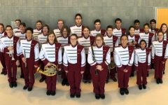 Musicians on Route to Regionals