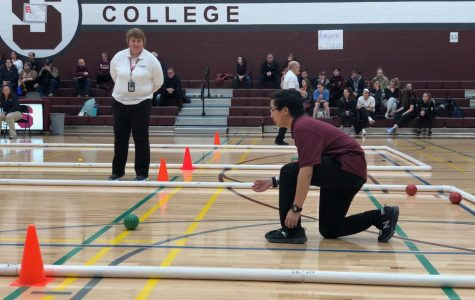 """""""The best thing in bocce is the people you get to know and friends you make,"""" Ehrensberger said."""
