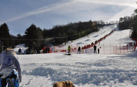 Ski Racers Go for Gold at Tussey Mountain