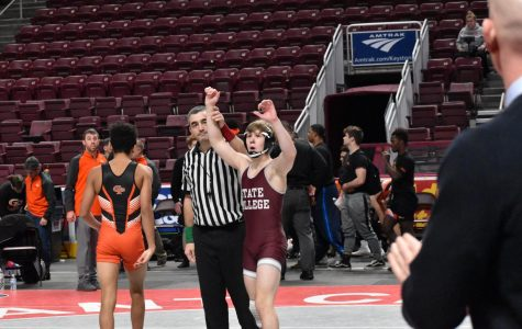 State College Wrestling Places at States in Historic Season