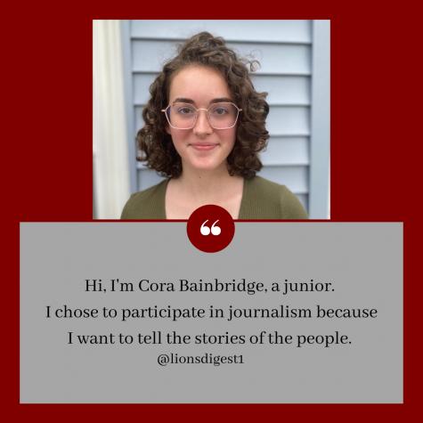 Photo of Cora Bainbridge