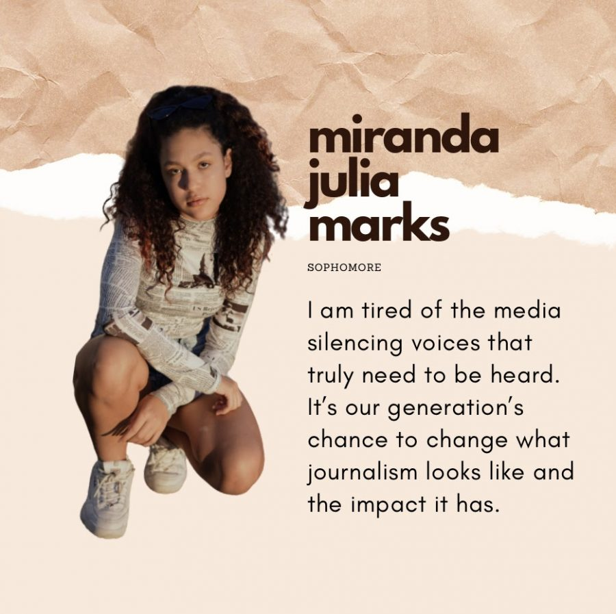 Miranda Julia Marks