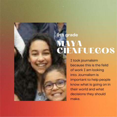 Photo of Maya Cienfuegos