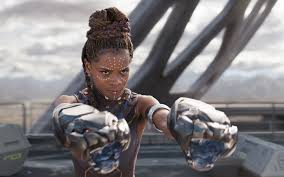 As Black Panther II is filmed, fans and  Critics are suspecting Shuri, played by  Letitia Wright, to step up and become the next Black Panther.