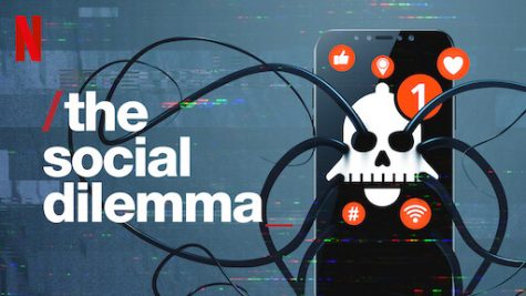 "A promotional photo used for the docufilm, ""The Social Dilemma."""
